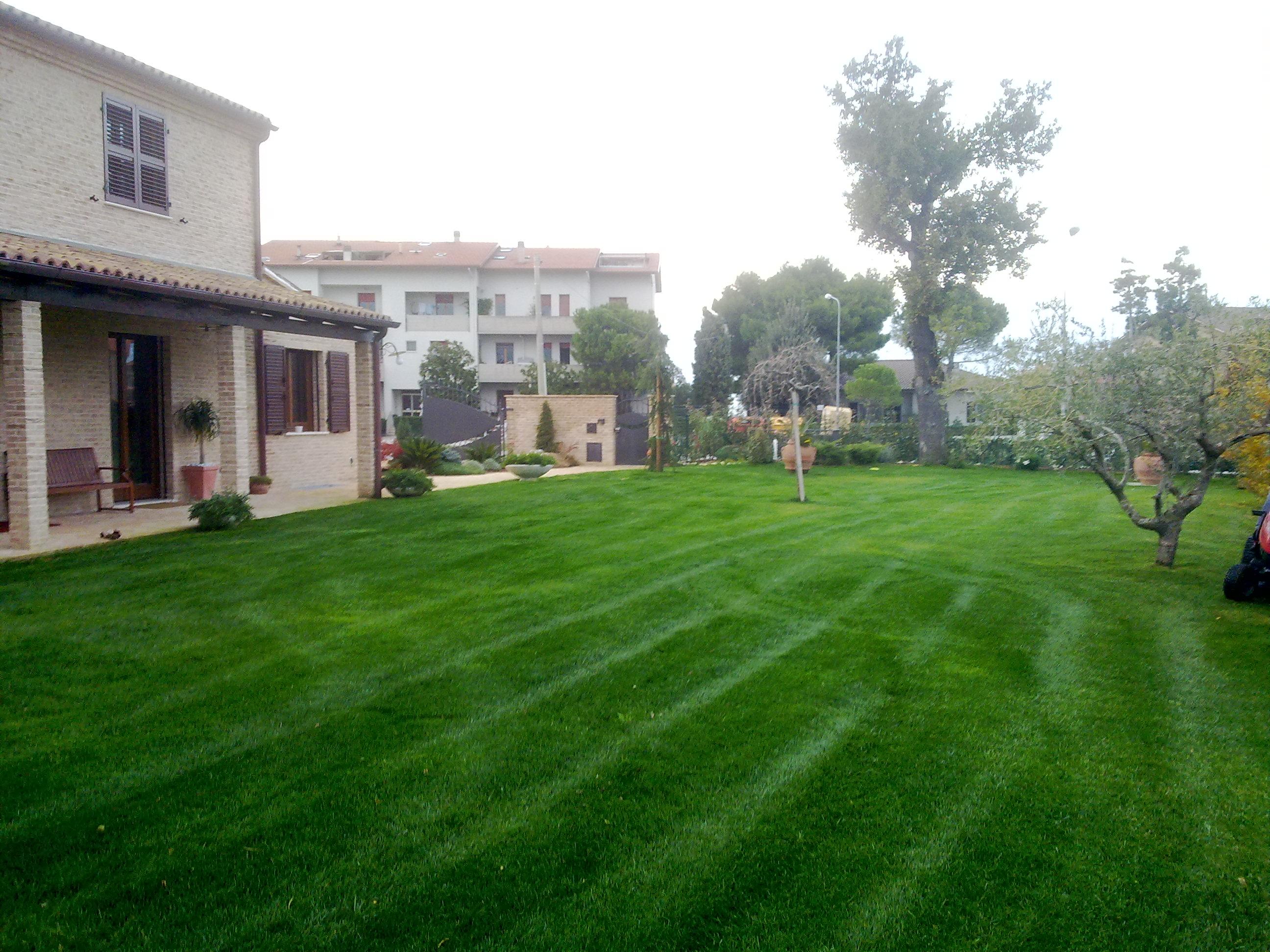 Al Giardino Ancona progettazione giardini - giardinaggio full garden jesi ancona