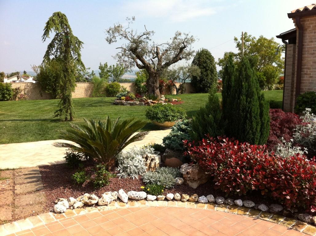 progettazione giardini giardinaggio full garden jesi ancona