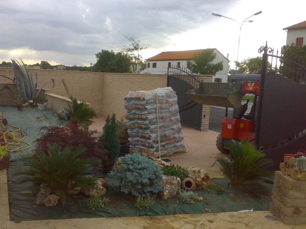 manutenzione giardini jesi monsano chiaravalle