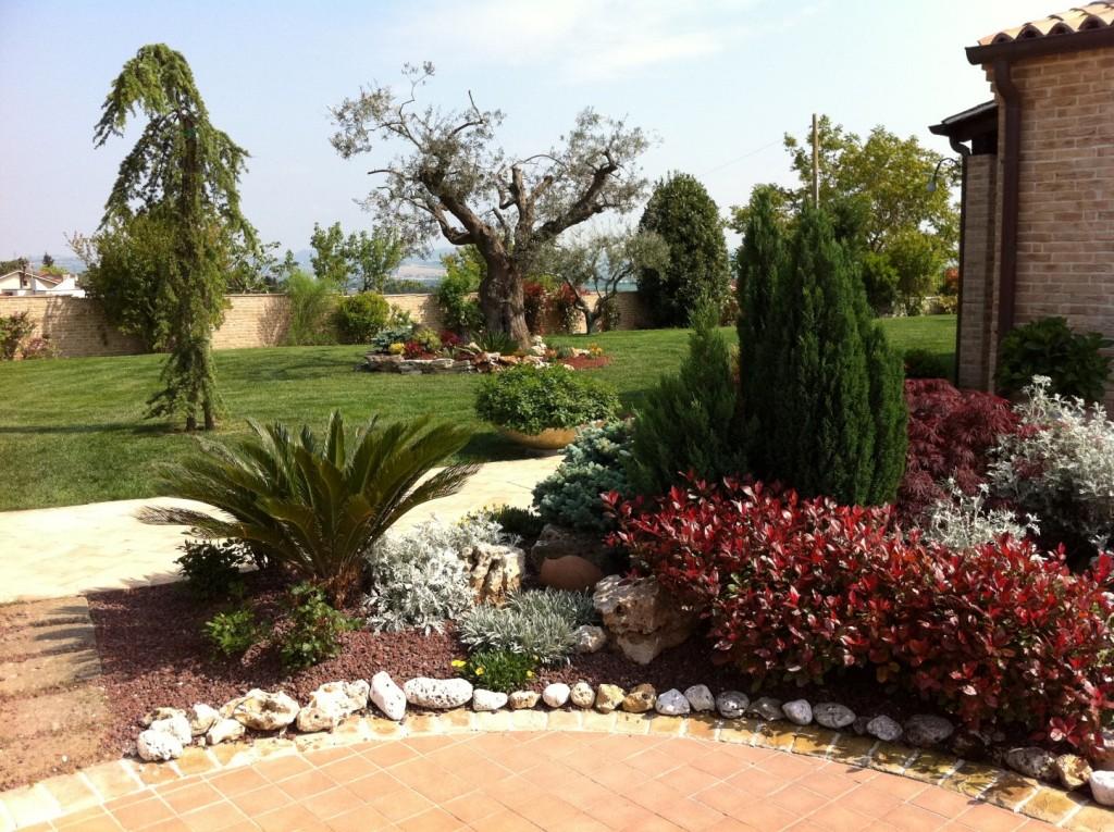 giardinaggio progettazione giardini