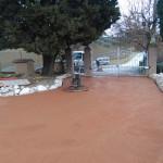 pavimentazione cemento